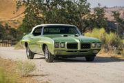 1970 Pontiac GTO Ram Air III Judge Convertible